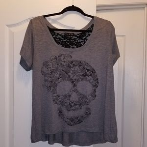 Torrid twisted tee size 2